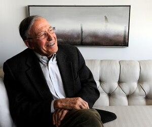 Le Maire Gilles lamontagne fÍte ses 90 ans