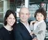 Émilie Paquet et Jean-François Sabourin sont très heureux de voir que leur fils Jules a retrouvé une belle qualité de vie.