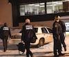 Les enquêteurs et policiers de Québec ont investi rapidement les lieux de la fusillade le soir du 29 janvier à la grande mosquée de Québec après que le présumé tireur Alexandre Bissonnette eut ouvert le feu et fait six morts et 19 blessés.