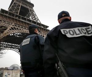 Bloc situation Police France Paris