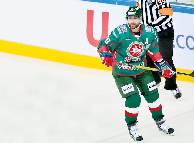 Même s'il joue en Russie depuis le début de la saison, Andreï Markov a gardé des liens avec Montréal et le Canadien.