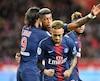 Neymar, joueur du PSG.