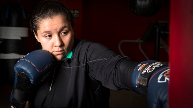 Victoria Mercado s'est prise en main à l'entraînement et le fruit de ses efforts est récompensé. Le diabète n'est plus qu'un lointain et mauvais souvenir.