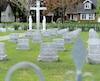Le cimetière des Sœurs servantes du Saint-Coeur de Marie à Beauport est fermé.