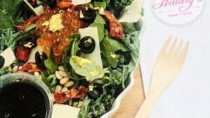 Une salade selon votre personnalité