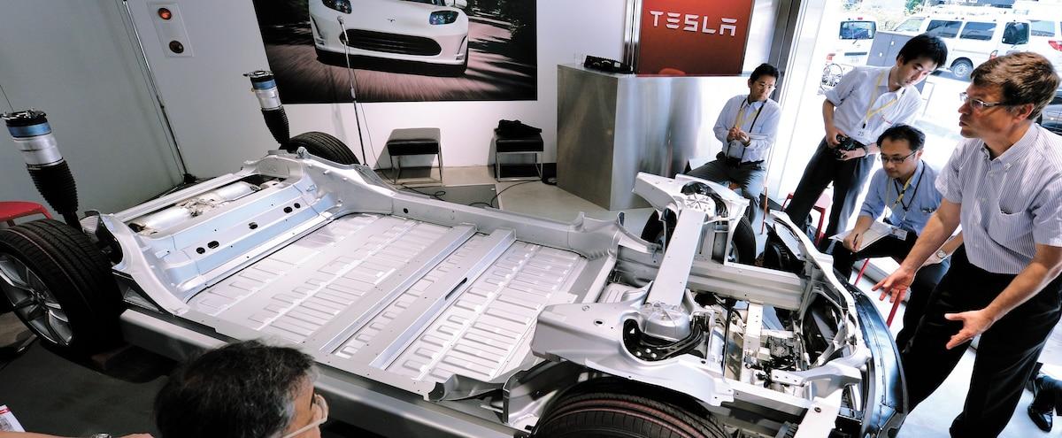 Québec fait de l'œil à Tesla
