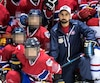 En février 2015, Dominic Bondu posait avec des joueurs des Conquérants des Basses-Laurentides ayant participé à un entraînement avec le Canadien, que l'équipe représentait au Tournoi international pee-wee de Québec. M. Bondu n'a aucun lien avec le Canadien.