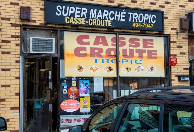 Le marché et casse-croûte du nord de l'île de Montréal a reçu neuf amendes en cinq mois, pour un total de 11150$.