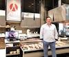Claude Guay, propriétaire de la chaîne Aki Sushis.