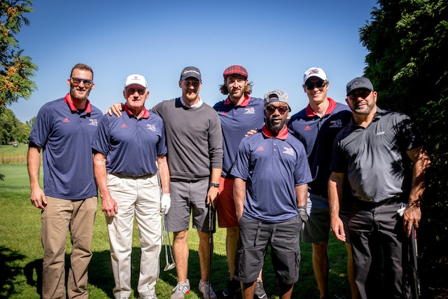 Tournoi de Golf des Alouettes le mardi 12 Septembre 2017 au club de Golf le St-Raphael, à L'Île-Bizard.
