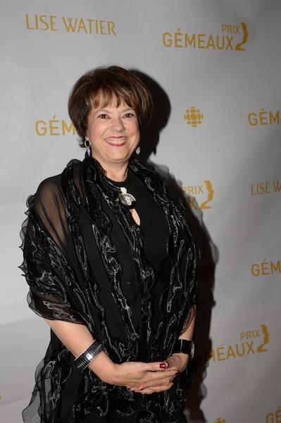 La ministre de la Culture et des Communications, Hélène David.