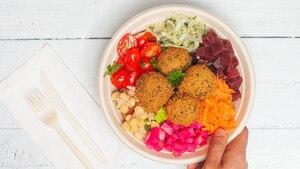 Image principale de l'article Un comptoir lunch pour les fans d'houmous à MTL