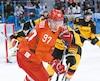 Avec le SKA Saint-Pétersbourg, Nikita Gusev a dominé la compétition et s'amène en renfort en pleines séries chez les Golden Knights. Il s'est aussi montré très solide aux derniers Jeux olympiques, où il a été nommé meilleur attaquant du tournoi.