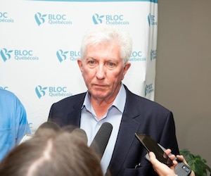 Gilles Duceppe