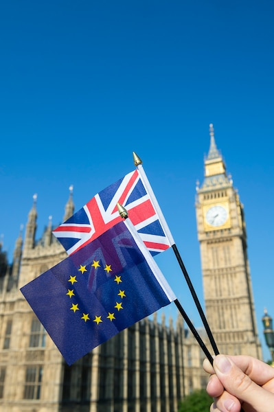 La sortie du Royaume-Uni de l'Union européenne ne se ferait pas sans  conséquence.