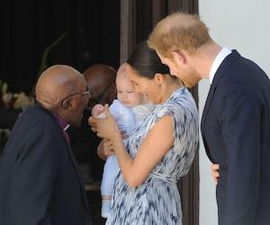 Image principale de l'article Première sortie officielle du bébé royal