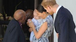 Image principale de l'article Première sortie officielle du bébé royal Archie