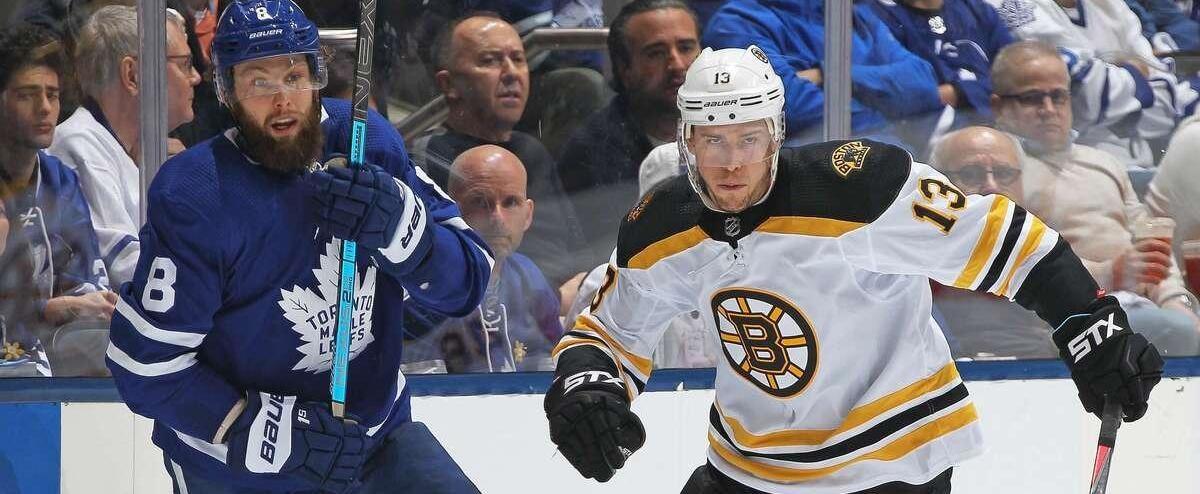 Un air de déjà-vu pour les Bruins et les Maple Leafs