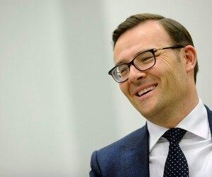 Guy Cormier, PDG de Desjardins.