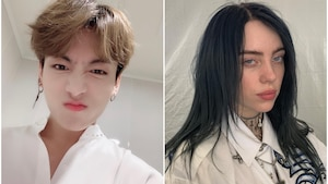 Jungkook de BTS danse sur Bad Guy de Billie Eilish