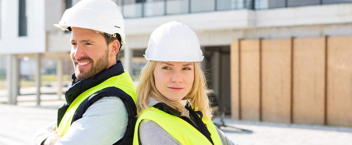 Femmes de la construction - cover