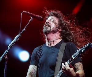 Les Foo Fighters ont partagé une vidéo incroyable de leur prestation, vue de la scène.