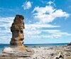 Monolithe de l'île Niapiskau