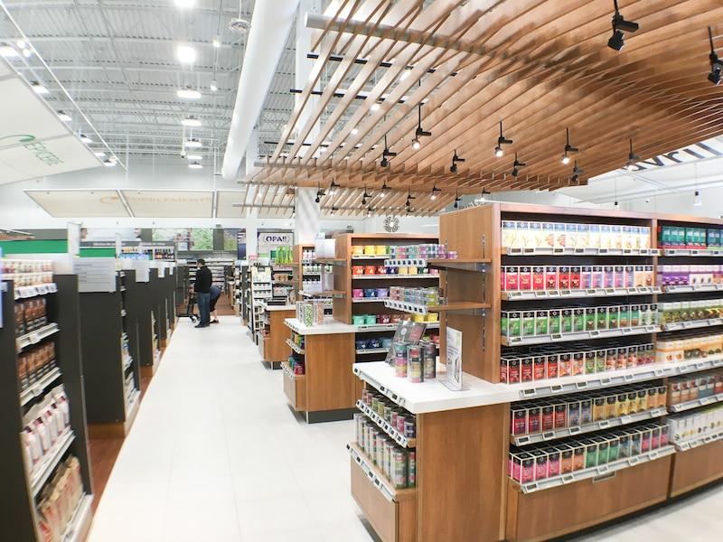 Photos supermarch avril le temple bio ouvre ses portes - Supermarche porte d orleans ...
