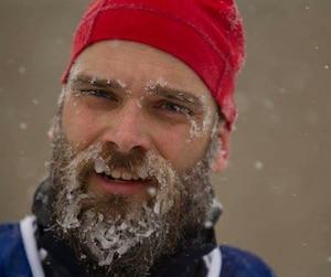 Daniel Malenfant, 39 ans, est mort mercredi à la suite du sauvetage de cinq personnes qui ont chaviré en canot à glace sur le fleuve.
