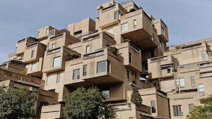 Il est maintenant possible de visiter Habitat 67!