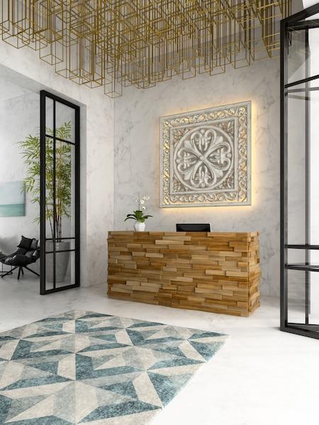 Revetement De Sol Original 10 inspirations de planchers décoratifs pour un effet hors