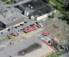 Le site Reliance, contaminé aux BPC, photographié en 2013 après une fuite qui avait provoqué l'intervention des équipes d'urgence environnementale.