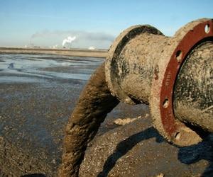 Rejets de boues des sables bitumineux