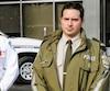 La victime Jean-Charles Benoît, policier à la SQ, est ici photographié en 2014.