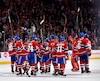 Maple Leafs c. Canadiens