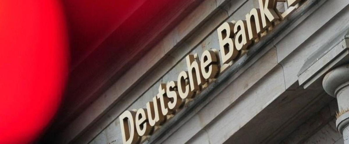 Deutsche bank 630m en amende pour blanchiment d argent - Mutuo casa deutsche bank ...