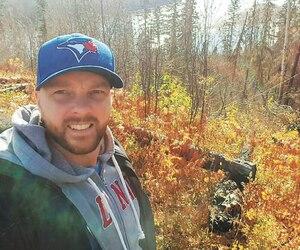 Steeve Émond réside à Fort McMurray depuis seulement six mois. Après avoir fui la ville, il s'est réfugié dans un hôtel d'Edmonton.