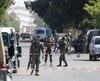 Une série d'explosions a frappé le village à majorité chrétienne d'Al-Qaa.