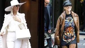 Image principale de l'article Les looks les plus affolants de Céline Dion