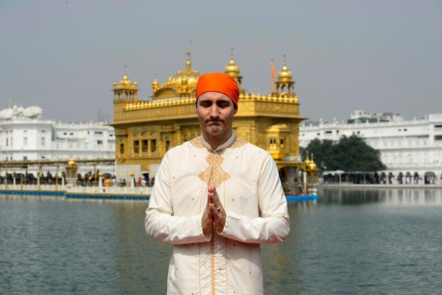 Inde: 145 000$ pour boire et manger dans les avions de Trudeau