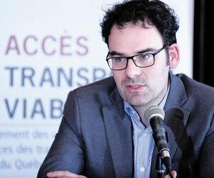 <b>Étienne Grandmont</b><br /><i>Directeur général d'Accès transports viables</i>