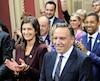 Le premier ministre François Legault a confié à sa députée de Louis-Hébert, Geneviève Guilbault, la tâche de rebâtir les ponts entre sa formation politique et le maire de Québec, Régis Labeaume.