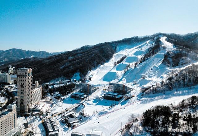 Les infrastructures des Jeux  olympiques de Pyeongchang  sont prêtes à accueillir les athlètes.