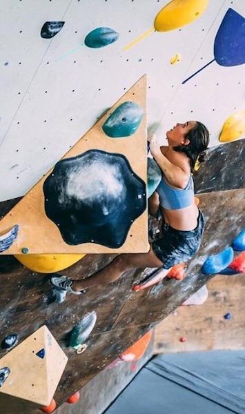 Image principale de l'article Un café-buvette où faire de l'escalade à Bromont