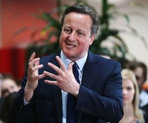Le premier ministre David Cameron joue sa carrière avec le référendum du 23 juin qui doit décider du maintien ou non du Royaume-Uni dans l'Union européenne.