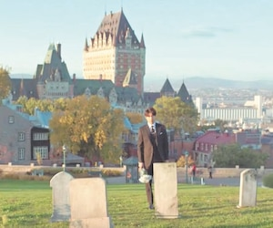 Une série culte coréenne a été tournée dans le quartier Petit Champlain, à Québec.