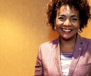 <b>Michaëlle Jean</b><br /><i>Secrétaire générale de l'Organisation internationale de la Francophonie</i>