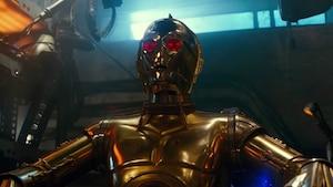 Que se passe-t-il avec les yeux de C-3PO?