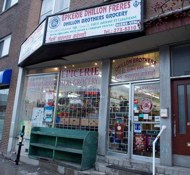 Le commerce situé sur la rue Jean-Talon Ouest à Montréal était déjà infesté un an plus tôt, en 2014.