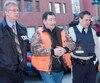 Francesco Arcadi se préparait à aller à la chasse quand les policiers de la GRC l'ont arrêté lors de l'opération Colisée, en novembre 2006.